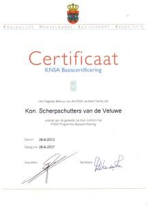 Certificaat_KNSA